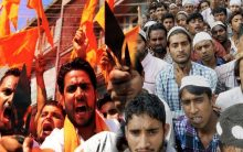 Resilience and Resolve: Muslim response to saffronization of India