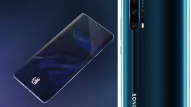 Photo of Honor 20 Pro coming with punch-hole display