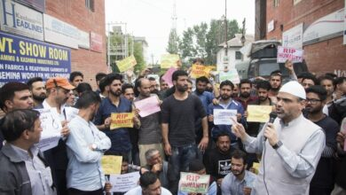 Photo of Srinagar: Valley erupts against rape of 3 year old in Bandipora