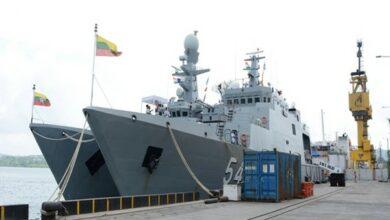 Photo of 8th Indo-Myanmar coordinated Navy patrol begins