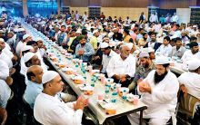 Saudi Embassy hosts Iftar Party