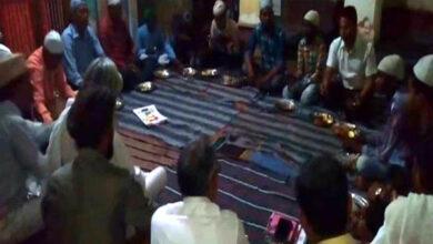 Photo of Ayodhya's Shri Sita Ram temple hosts Iftar