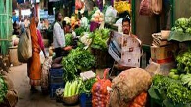 Photo of WPI inflation slips to 3.07 pc in April from 3.18 pc in March