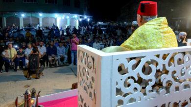Photo of Storytelling, games make Iraq comeback on Ramadan nights