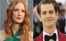 Jessica Chastain, Andrew Garfield to star in 'The Eyes of Tammy Faye'