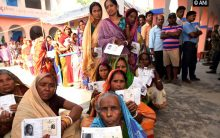 LS polls: 58.08 pc polling in Jharkhand till 4 pm