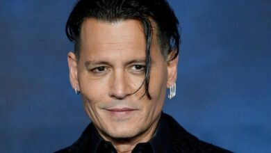 Photo of First look of Johnny Depp as war photographer at Cannes is out
