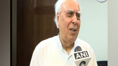 Photo of Want not just strikes but surgery: Sibal