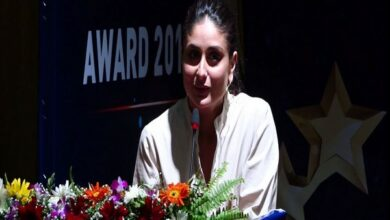 Photo of Kareena pledges to spread awareness on immunisation
