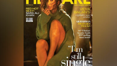 Photo of Katrina Kaif oozes oomph in olive green pullover on magazine cover