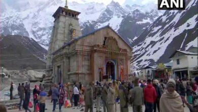 Photo of PM Modi to offer prayers at Kedarnath today