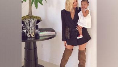 Photo of Khloe Kardashian claps back after being shamed for employing nanny