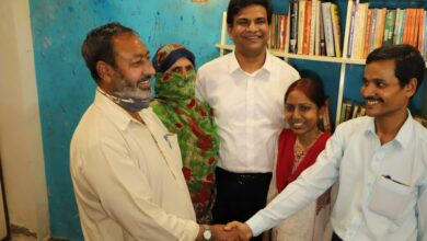 Photo of Kidney transplant connects Muslim in Kashmir with a Hindu donor in Bihar
