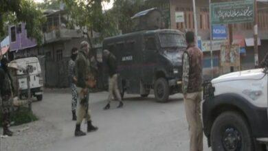 Photo of J&K: Encounter underway in Kulgam district, 2 terrorist killed