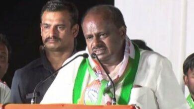 Photo of Ahead of opposition meet, Kumaraswamy cancels Delhi visit