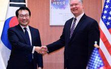 US, South Korea discuss denuclearisation of North Korea