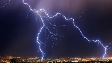 Photo of Lightning kills 6 in Nepal