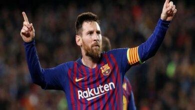Photo of Messi shines as Barcelona thrash Liverpool