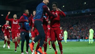 Photo of Liverpool stuns Barcelona, storms to Champions League final