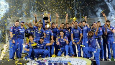 Photo of Mumbai lift fourth IPL title with 1-run win over CSK