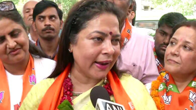 Photo of Confident of victory as I have done good work, says Meenakshi Lekhi