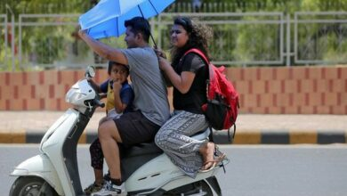 Photo of Maharashtra heat: Mercury touches 48 degree Celsius in Chandrapur