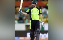 Ireland's Andrew Balbirnie reprimanded for showing dissent
