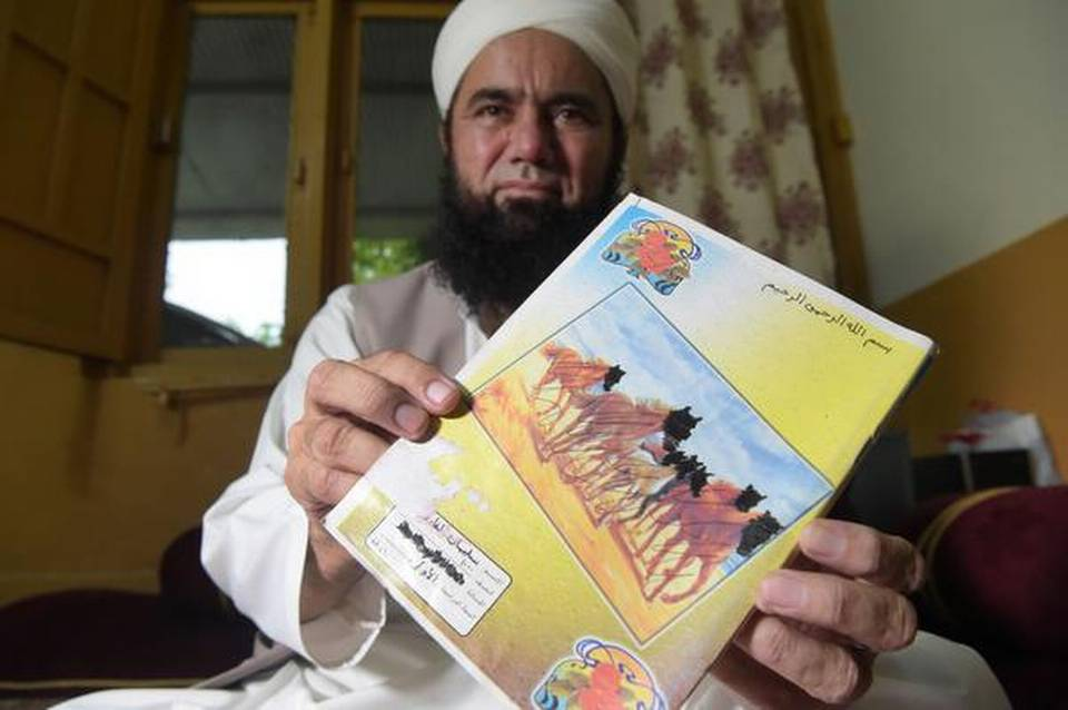 Pakistani teacher hails the release of 'American Taliban'