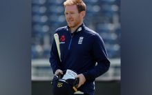 England skipper Morgan injures finger during practice