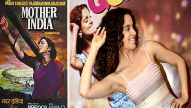 Photo of 'Mother India' and 'Queen' are pioneers of feminism in cinema: Rangoli Chandel