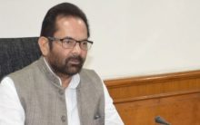 Mukhtar Abbas Naqvi: The lone Muslim face in Modi's cabinet