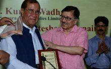 Rare honour for Kuwait NRI; conferred with prestigious award by Jamia Hamdard University