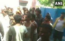 Nalanda: Villagers boycott polls, smash EVM