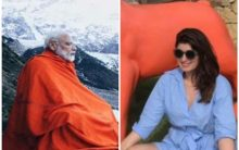 Twinkle Khanna imitates Modi, calls meditation photography 'the next big thing'