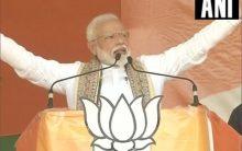 Modi promises Vidyasagar statue at 'same spot'