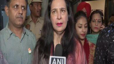 Photo of Punjab CM, Asha Kumari denied me ticket from Amritsar: Navjot Kaur