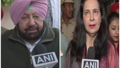 Photo of Punjab CM rejects Navjot Kaur's claims, says she refused to contest from Amritsar
