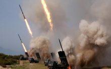 North Korean media criticises US military over THAAD training