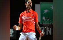Italian Open: Novak Djokovic enters semi-finals
