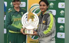 Proteas-Pak tie final ODI, draw series 1-1