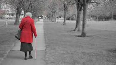 Photo of Here's how many steps older women need to take daily to be in good health