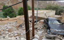 Except for dad Sardar, 6 of family feared dead in Oman cloudburst