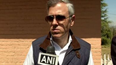 Photo of Time to switch off TV, every exit poll can't be wrong, says Omar Abdullah