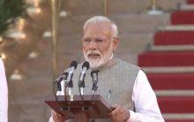 Modi govt 2.0: Here is the full list of new Cabinet