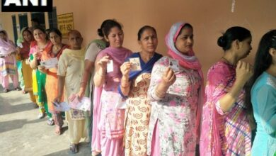 Photo of LS polls: 25.14 percent voter turnout till noon, WB leads tally