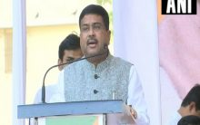 Pradhan promises supply of 1,000 kilo-litre kerosene to cyclone-hit Odisha