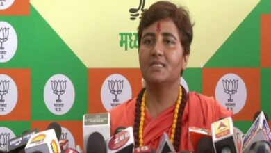 Photo of BJP's ideology supported by people across India: Pragya Singh Thakur