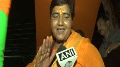 Photo of EC bans Pragya Singh Thakur for campaigning in LS Polls for 3 days