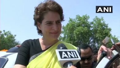 Photo of They raised wrong slogans, I stopped them: Priyanka Gandhi