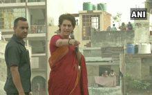 Priyanka's attacks on Modi become sharper, hard-hitting